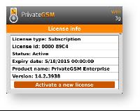 License - Enterprise Voice Security Suite 14 2 - PrivateWave